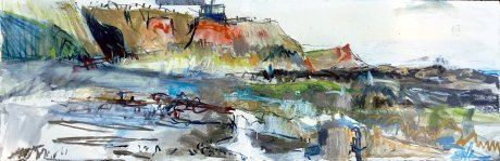 Berwick shoreline