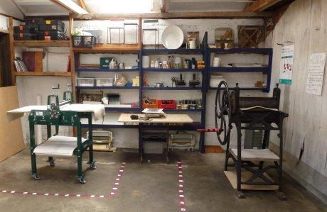rolling presses, ullapool, printmaking, courses