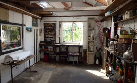 Print studio, Ullapool