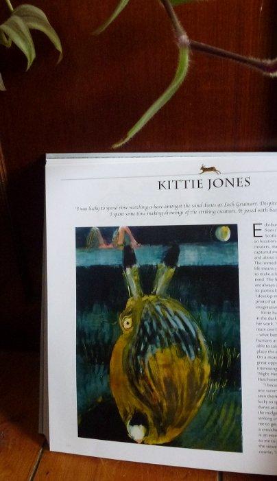 Artful Hare book page shot