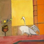 The Mute Swan and the Orrery