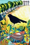Blackbirds in the Park