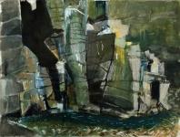 Seabird ledges, Altarstanes