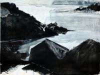 Incoming Tide, West Burra