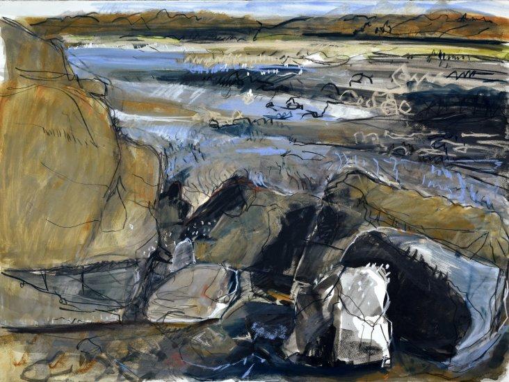 Rock pool, Longniddry