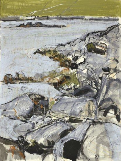 Running tide, Shetland